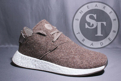 4b7435c80 ADIDAS WH NMD C2 Chukka Cg3781 Wings + Horns Brown White Ds Size  11 ...