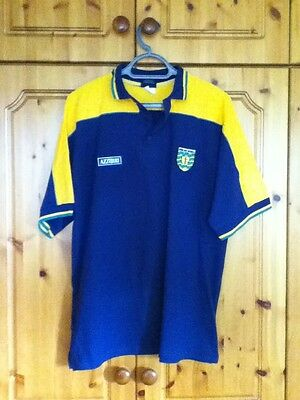 Donegal Gaelic Football Post Game Training Shirt Jersey 2008 Small Adult GAA