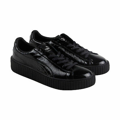 Puma Mens Fenty by Rihanna Black Creeper Cracked 36464101 Sneakers Shoes