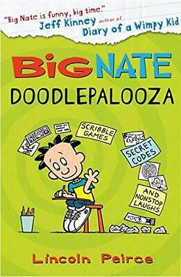 Doodlepalooza (Big Nate) by Peirce, Lincoln Book The Cheap Fast Free Post