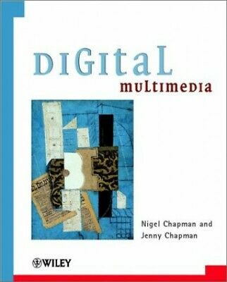 Digital Multimedia by Chapman, Jenny Paperback Book The Cheap Fast Free Post