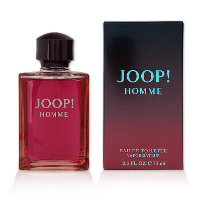 Joop Homme 75 ml Eau de Toilette 75ml EDT Spray   NEU+OVP