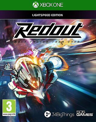 Redout Lightspeed Edition (XBOX ONE) BRAND NEW SEALED RED OUT
