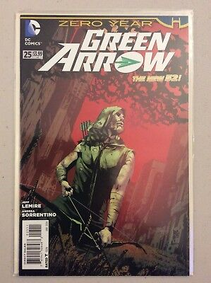 Green Arrow # 25  New 52 VF / NM DC Comics