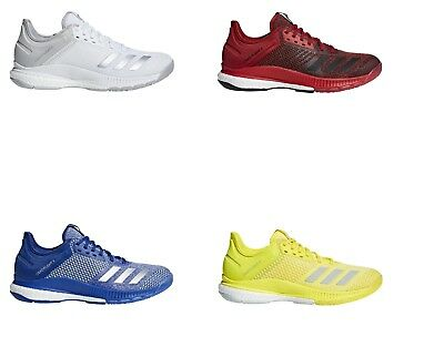 info for f9592 17f91 Adidas Womens Crazyflight X 2 Volleyball Shoes Boost  Mens  1 Size  Smaller