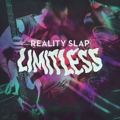 "Reality Slap - Limitless [New 12"" Vinyl] Ltd Ed, Purple"