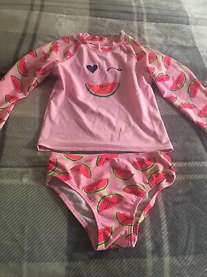 Childrens Place Bathing Suit Sz 4T FREE SHIPPING
