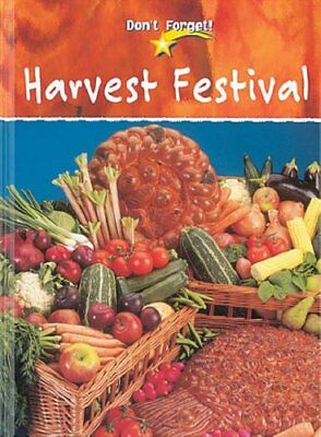Harvest Festival  (Don't Forget) by Hughes, Monica Paperback Book The Cheap Fast