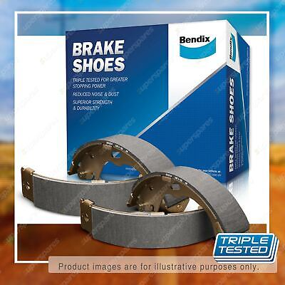 Bendix Rear Brake Shoes For Holden Rodeo TF TFS TFR 2.3 2.6 2.8 RWD 4WD Cab Ute