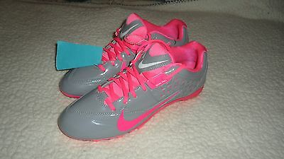Nike Air Women's Speedlax 4 Lacross Cleats 616300-006 - Size 11.5 - New