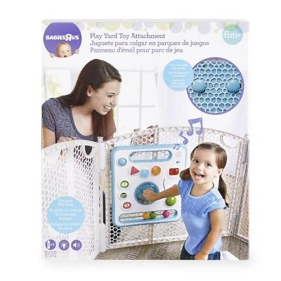 Play Yard Toy attachment - Gate toys 6+ months