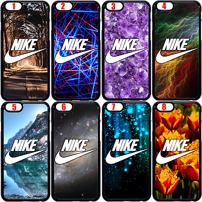 f3e575cc48216 NIKE LOGO CASE cover for Apple iPhone 4 5 6 7 8 Plus X XS MAX XR