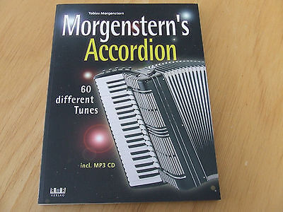 Morgenstern`s Accordion    60 different Tunes incl. MP 3 CD AMA Verlag