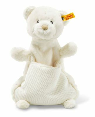 Steiff 240737 Soft Cuddly Friends Giggles Teddy Schmusetuch incl. Verpackung