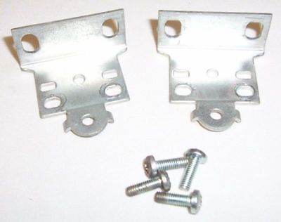 Pair of rackmount brackets for 3Com switches