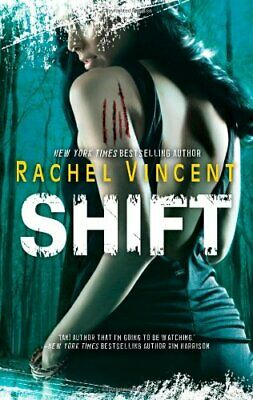 Shift (Shifters) by Vincent, Rachel Book The Cheap Fast Free Post