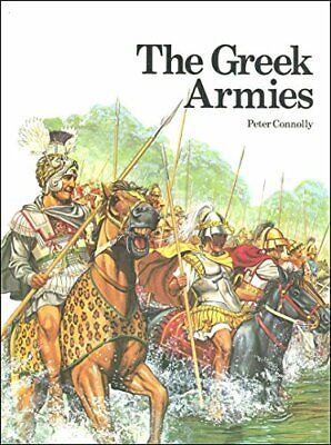 Greek Armies, The by Connolly, Peter Book The Cheap Fast Free Post