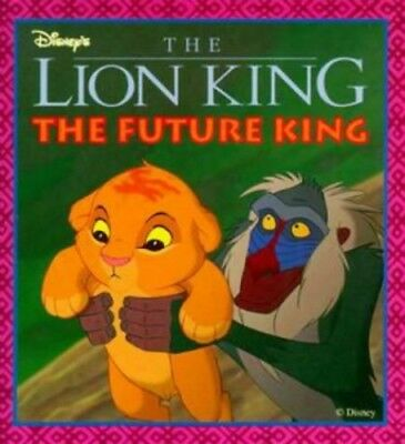 Lion King (Disney: Classic Films) Book The Cheap Fast Free Post