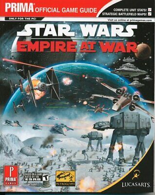 Star Wars: Empire at War - Official Strategy Gui... by Knight, Michael Paperback