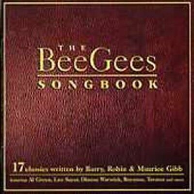 The Bee Gees Songbook -  CD BCVG The Cheap Fast Free Post The Cheap Fast Free