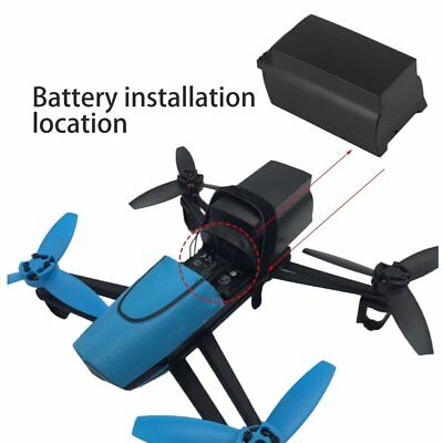 NEW 1pc 11.1V 2500mAH High Powerful Battery Cells for Parrot Bebop Drone 3.0 AP