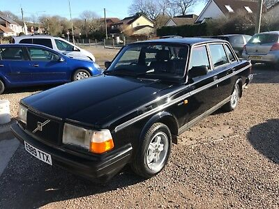 1988 E reg  Volvo 240 GLT, 109,000 Miles ,2 owners, Fantastic Condition