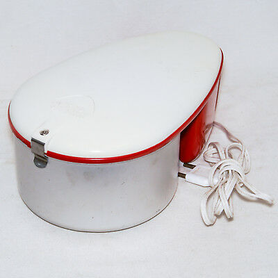 Sorbetiere Siberia Sgdg Vintage 1970 Fonctionne Electric Ice Cream Maker 220V