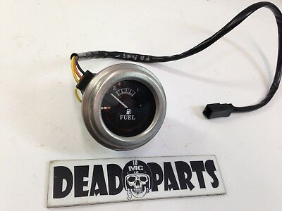 Harley 75226-04 gas fuel tank level dash gauge