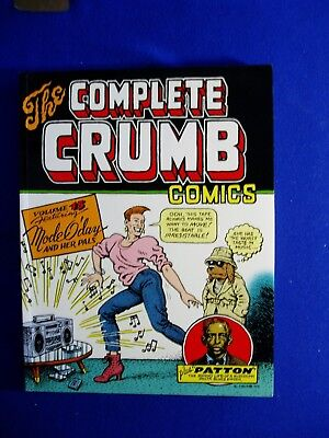 """The Complete Crumb Comics vol 15 : """"Mode O'Day & Her Pals"""". 1st  edn.  VFN."""