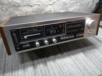 Estate* Realistic Sta-2500 Digital Synthesized Stereo Receiver > See You Tube