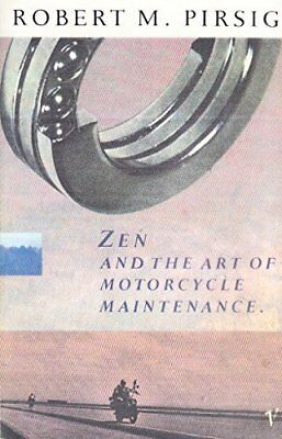 Zen And The Art Of Motorcycle Maintenance by Robert M. Pirsig New Paperback Book