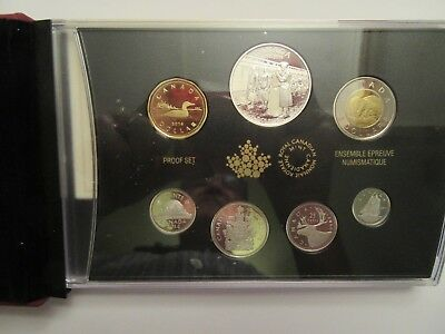 2014 Canada Silver Proof set, 100th anniversary 1st World War