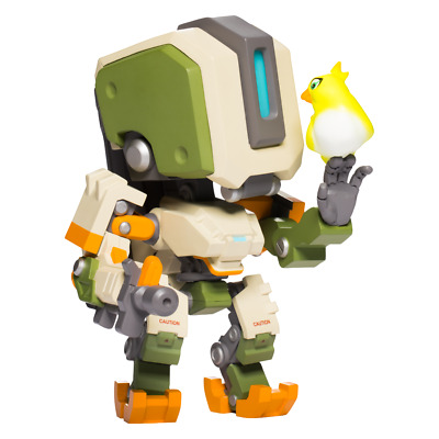 "Blizzard Cute But Deadly Colossal Overwatch Bastion 8"" LED Light-up Figure NEW"