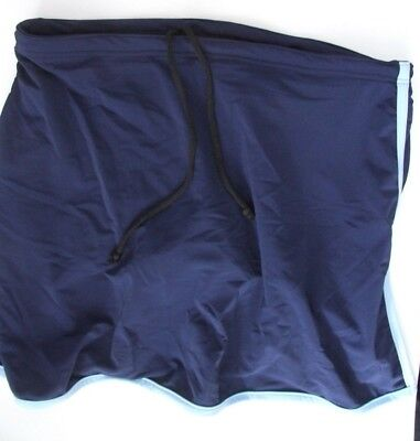 Netball skort XLsize 14-16 skirt with knickers, games skirt,sports clothing Blue
