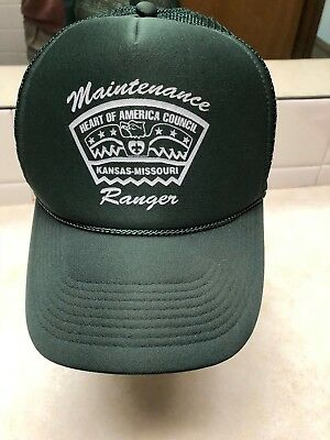 Heart of America Council Boy Scout Maintenance Ranger Snapback Trucker Hat