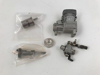 Kyosho engine internal combustion GX-12 incomplete modeling