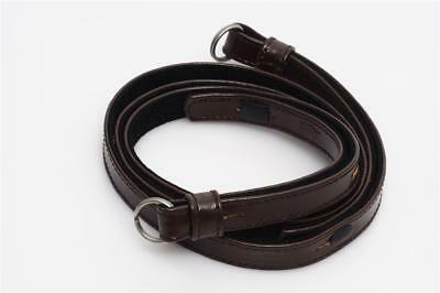 Leitz Leica Strap 14458  A La Carte Mocha Calf Leather