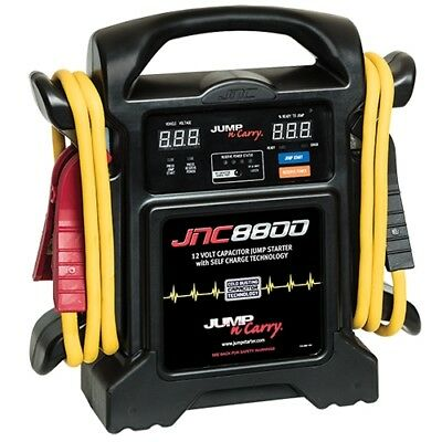 Clore Automotive JNC8800 800 Amp Start Assist 12V capacitor Jump Starter