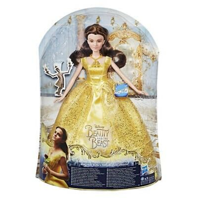 Disney Doll Singing Belle from Disney Beauty Und Das Beast Hasbro B9165