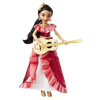 Disney Princess Singing Elena Of Avalor Hasbro B7912 Doll from 3 years