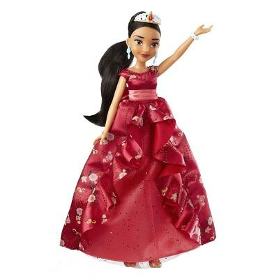 Disney Doll Elena Avalor Crown Princess Hasbro B7370 Princesses Doll