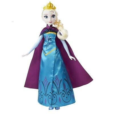 Disney Frozen Doll Elsas Magical Transformation Hasbro B9203