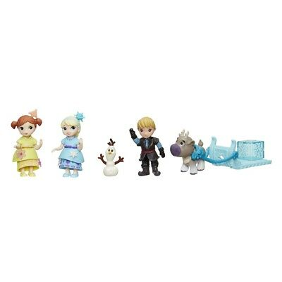 Disney Ice Queen LITTLE KING DOM childfriendly Hasbro B9210 Mini Doll