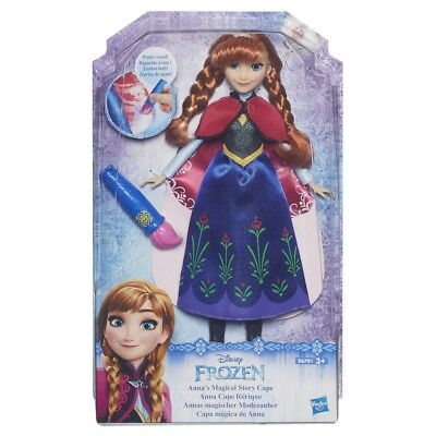 Doll Disney Frozen Anna's Magic Fashion Magic Hasbro