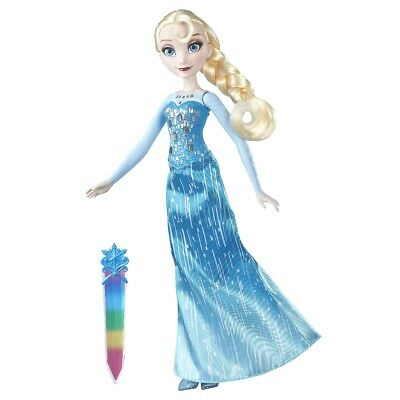 the Ice Queen Doll Elsas Funkelnder kristallzauber Hasbro B6163 Doll from 3