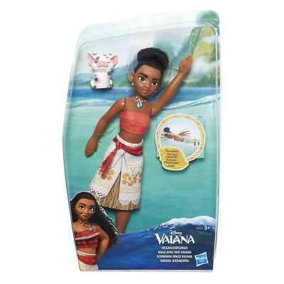 Disney Doll Vaiana schwimm-spass Vaiana Hasbro C0153 Bath Doll from 3 years