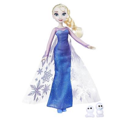 Disney Frozen Elsa Doll Magic The Auroras Hasbro B9201 Doll from 3