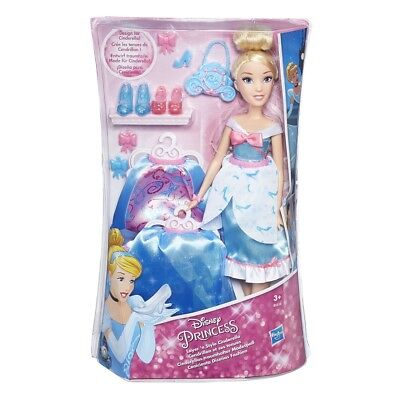 Cinderellas Wonderful Fashion Fun Hasbro Disney