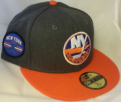 the best attitude 3d445 d6d33 NWT NEW ERA New York ISLANDERS NY 59FIFTY size fitted cap hat nhl hockey