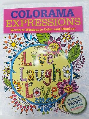 Adults Coloring Books for Stress Relief - Word Patterns